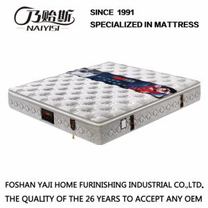 2017 High Quality High Carbon Steel Spring Bed Mattress (FB738) pictures & photos