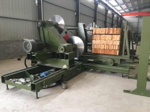 Cutting Package Wood Side Machine pictures & photos