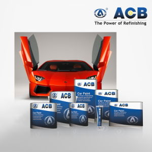 Cheap Auto Painting Clear Coat pictures & photos