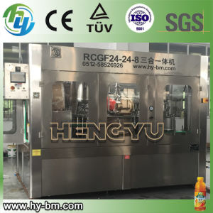 Filling Machine Type and Automatic Grade Fruit Juice Filling Machine pictures & photos
