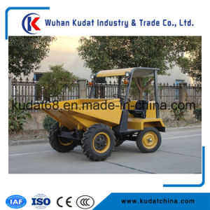 1.5tons 4WD Diesel Mini Concrete Dumper SD15 pictures & photos
