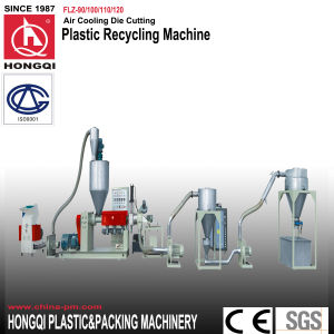 Wast Plastic Film Granulating Machine Sj-110 pictures & photos