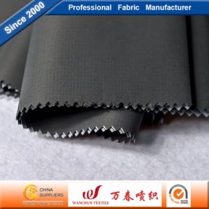 Functional Fabric with White TPU for Outdoor Cloth pictures & photos