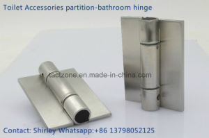 Competitive Price Toilet Cubicle Sanitary Ware Door Hinge pictures & photos