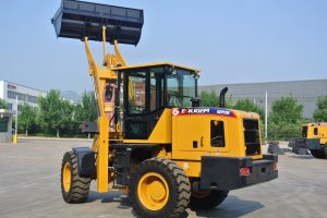 Newest 2.8ton Front Loader with High Performance pictures & photos
