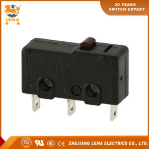 Lema Kw12-0 CCC, UL Certificates Mini Micro Switch 5A pictures & photos