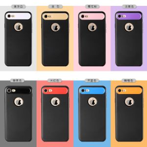 PC+TPU Dual Hybrid Back Cover Case for iPhone pictures & photos