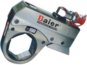 Low Profile Hydraulic Hexagon Torque Spanner Wrench pictures & photos