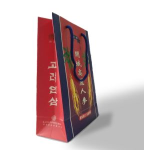 High Quality Art Paper Custom Bag for Gift pictures & photos