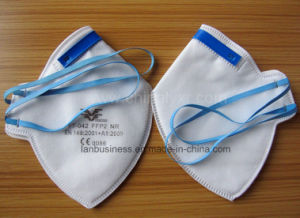Disposable Non Woven Ffp2 Folding Dust Mask pictures & photos