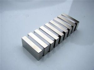 N42 Strong Permanent Neodymium Block Magnet pictures & photos