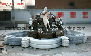 Marble Fountain Granite Fountain Marble Statue pictures & photos