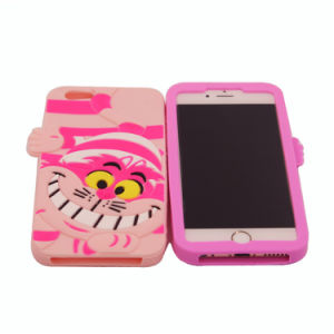 Animal Silicone Case for Sumsung Galaxy S5 pictures & photos