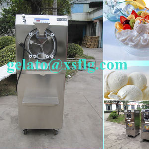 Quick Popsicle Maker/Portable Freezer with Wheels/Gelato Machine pictures & photos