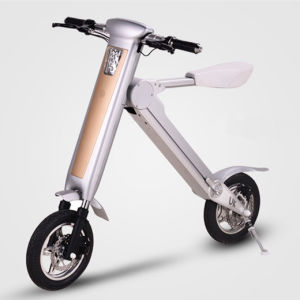 Wind Rover APP Electric Motorcycle Foldable Bike with Bluetooth pictures & photos