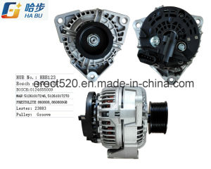 Alternator for Man, Lester 23883, 0124555013, 0124655009, 0986046590, 0986047420, 51261017246 pictures & photos