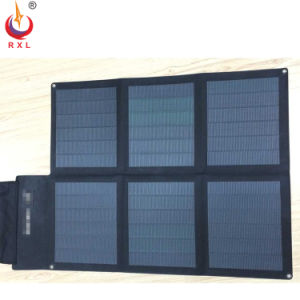 48W 18V CIGS Flexible Solar Panel Charger CG48-6