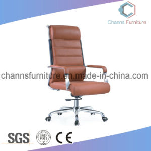 Comfortable Man Made Leather Soft Director Swivel Chair Office Furniture pictures & photos