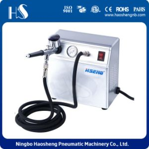 As16-1k Hseng Korea Very Popular Air Makeup Compressor Kit pictures & photos