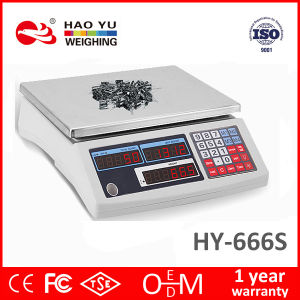 LCD LED Display Electronic Digital Weighing Counting Scale pictures & photos
