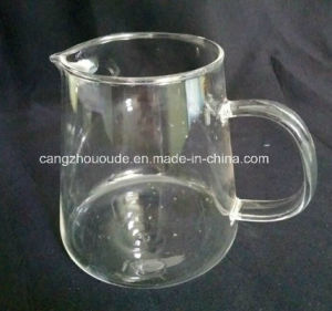 Handmade Borosilicate Glass Tea Cup pictures & photos