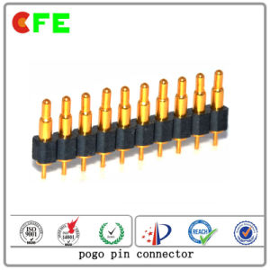 Long Life Test 10pin Pogo Pin Power Connector for Charge pictures & photos