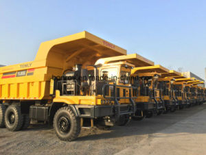 Wide-Body Cost-Saving 40-Ton Coal Dump Truck pictures & photos
