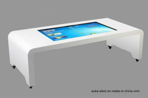 Water-Proof HD Capacitive Multi Media Gaming Touch Table for Advertising pictures & photos