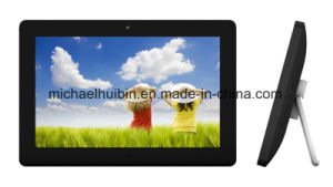 12inch Prive Model Wall-Mounted LED Screen Advertising Video Player (HB-DPF1205) pictures & photos