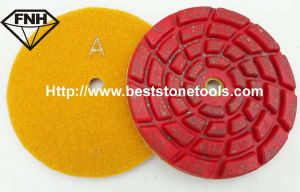 New Product Diamond Polishing Pads for Grinding Concrete