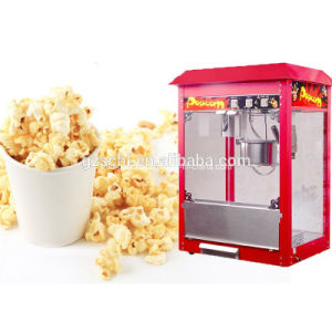 Commercial Electric Luxury Popcorn Machine Professional Popcorn Machine pictures & photos
