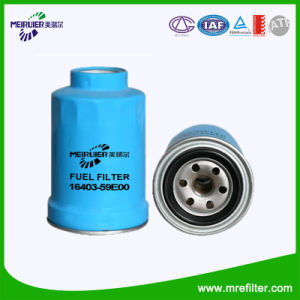 Filter Factory Diesel Engine Parts Fuel Filter for Car 16403-59e00 pictures & photos