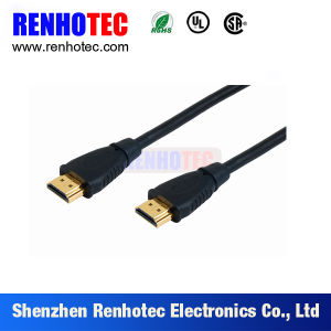 HDMI High Speed Full HDMI Cable Black pictures & photos