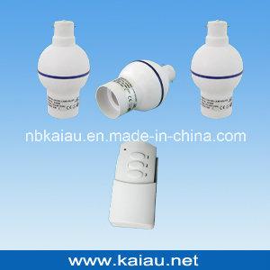 B22 Wireless 433.92 MHz RF Remote Control Lamp Holder (KA-RLH06-2) pictures & photos