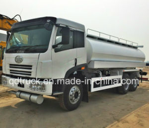 Faw 15, 000L- 20, 000L 6X4 Water Truck pictures & photos