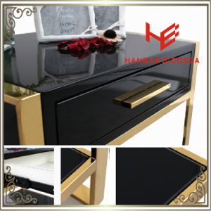Side Table (RS161601)Bed Stand Stainless Steel Furniture Home Furniture Hotel Furniture Modern Furniture Table Coffee Table Console Table Tea Table Corner Table pictures & photos