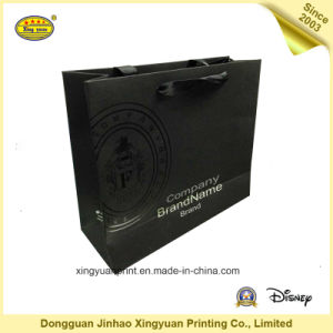 OEM Gold Paper Bags/Gift Bag/Luxury Bag /Handbags pictures & photos