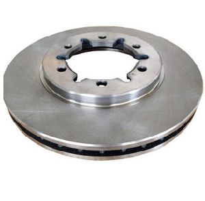 Cross Drilled and Slotted Brake Disc for Toyota pictures & photos
