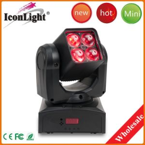 40W Zoom Small Moving Head Light pictures & photos