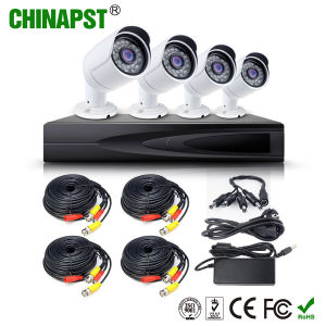 2MP 1080P Bullet Night Vision Ahd CCTV Camera DVR (PST-AHDK04CH) pictures & photos