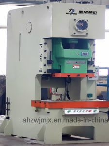 Jh21 Series Power Press with Combined Dry Pneumatic Friction Clutch pictures & photos