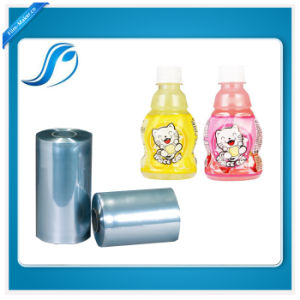 Excellent Transparent PVC Shrink Film by Calendar Process pictures & photos
