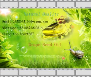 Factory Direct High Purity CAS 85594-37-2 Grape Seed Oil pictures & photos