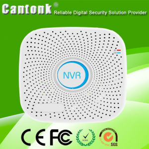 OEM 4/9CH Home Security 1080P Poe NVR Mini Network Video Recorder (PG) pictures & photos