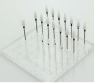 Ceramic Nail File Drill Bit for Nail Art Machine pictures & photos