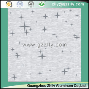 Classic and Regular Shape Frosted Ceiling for Public and Household Square Lattice pictures & photos