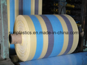 100% Virgin PP Woven Tubular Fabric pictures & photos