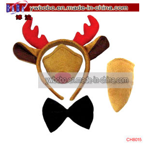 Christmas Reindeer Costume Hair Accessories Headband Headwear (CH8015) pictures & photos