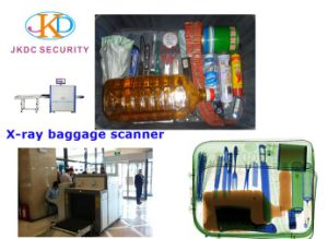 Widely Used X-ray Baggage Scanner in Security Exhibition pictures & photos