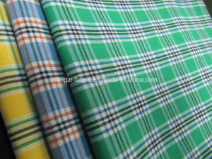 T/C Blended Yarn Dyed Check Fabric for Shirt pictures & photos